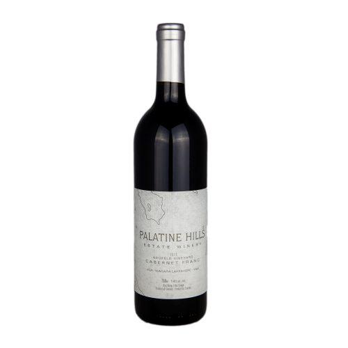 帕拉蒂尼山纽菲尔德庄园品丽珠红葡萄酒