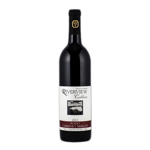罗索干红葡萄酒2013