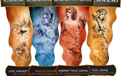标签故事:柯兰纳瑞品丽珠冰酒